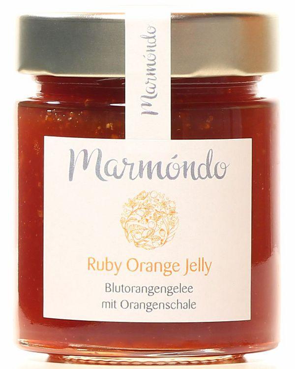 Ruby Orange Jelly