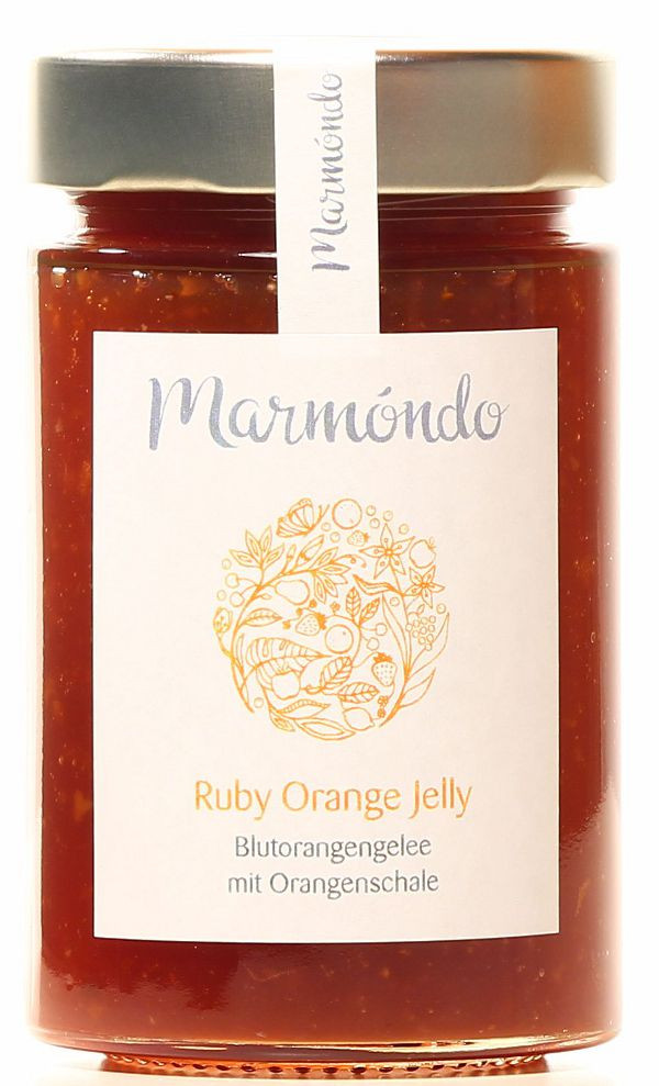 Ruby Orange Jelly
