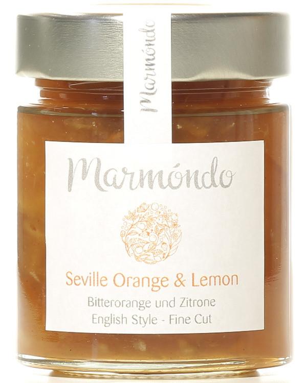 Seville Orange & Lemon