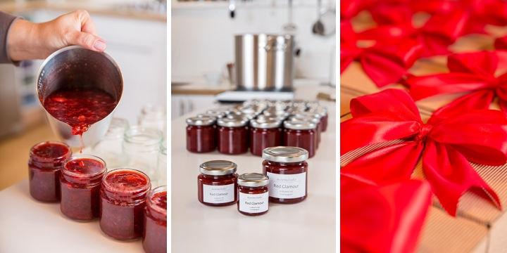Handgerührte Marmelade - Sie schmecken den Unterschied