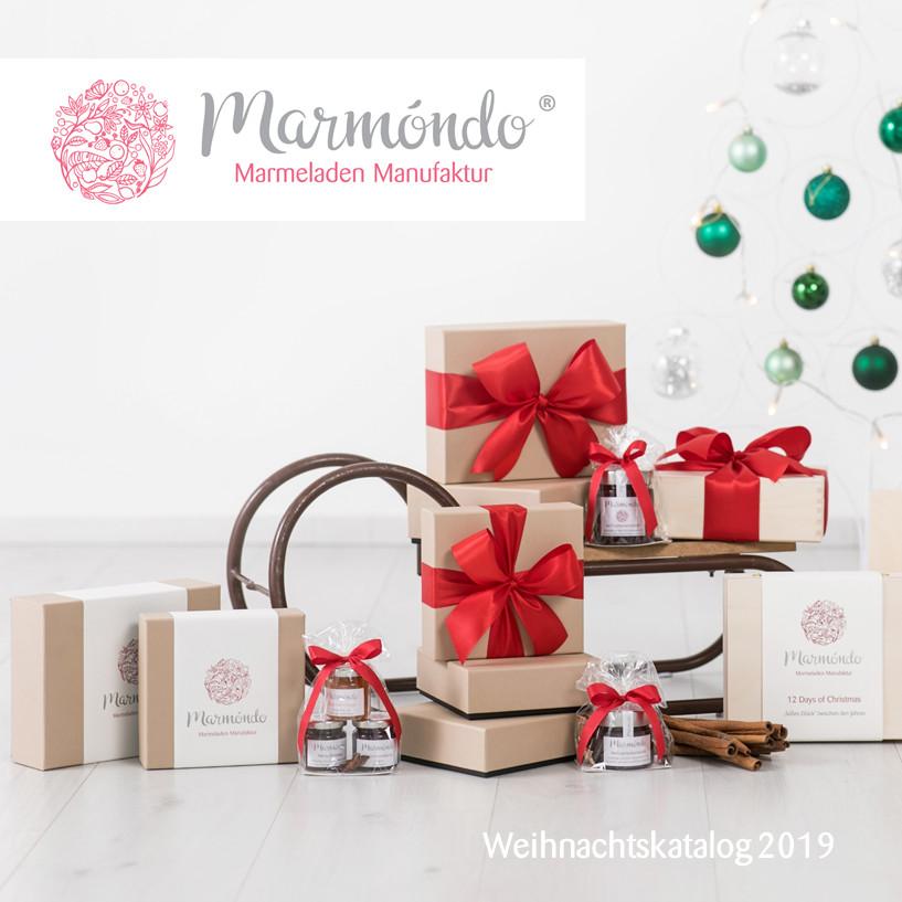 Marmóndo Weihnachtskatalog 2019