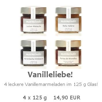 Vanilleliebe 4 x 125 g