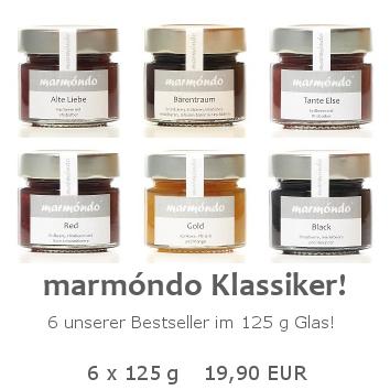 marmondo Klassiker 6 x 125 g