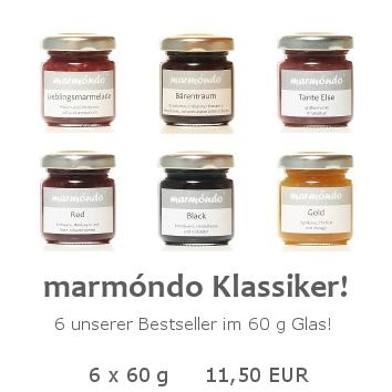 marmondo Klassiker 6 x 60 g