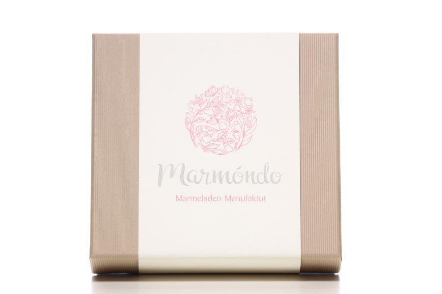 Marmeladengeschenke im Geschenkkarton, marmondo