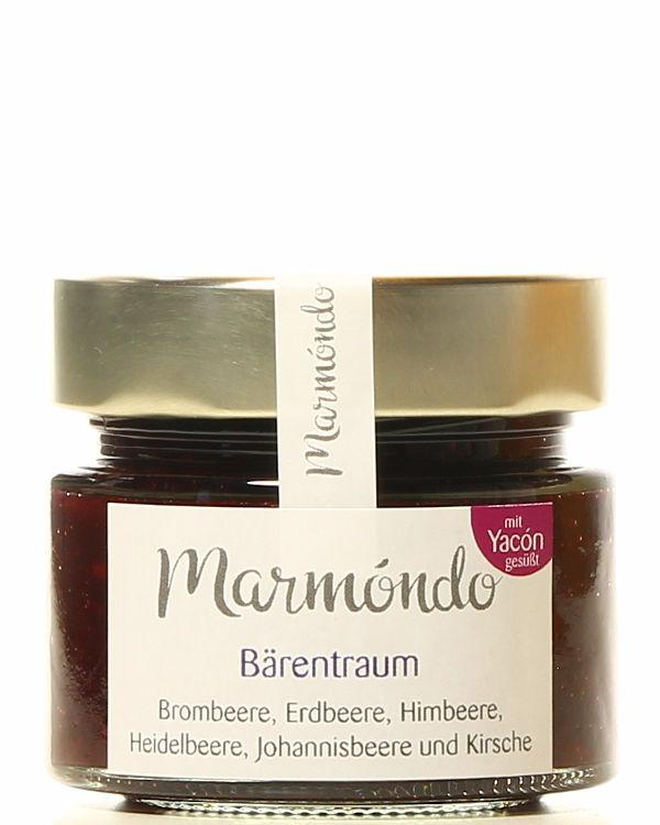 Bärentraum - Eine leckere Beerenmischung mit Yacon (125 g)
