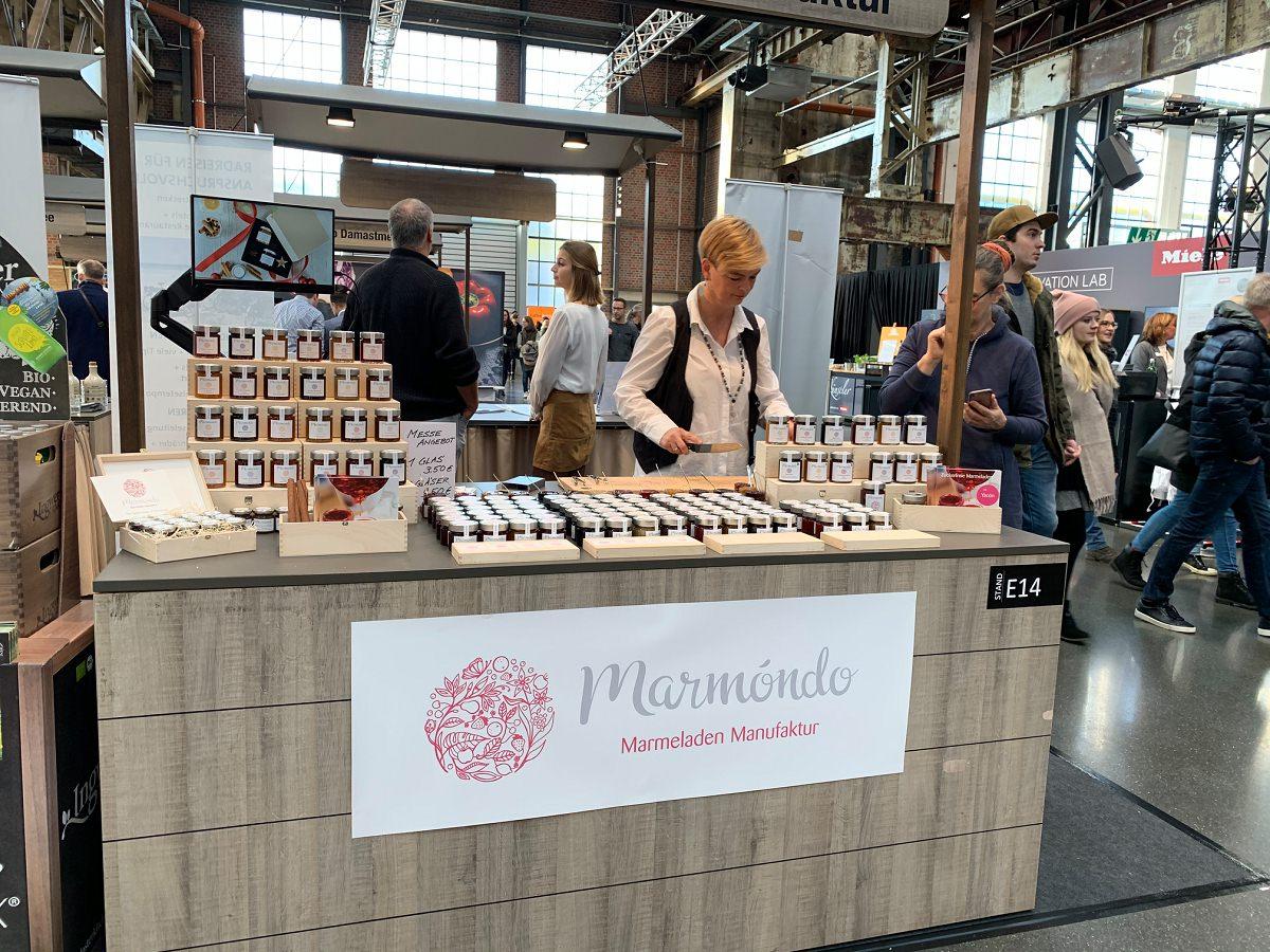 Eat & Style Düsseldorf: Mit marmóndo Marmeladen